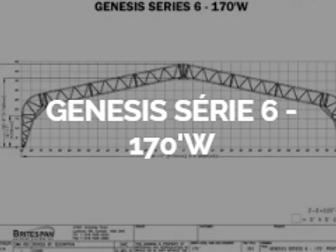 Dôme Britespan GENESE série 6-170' W