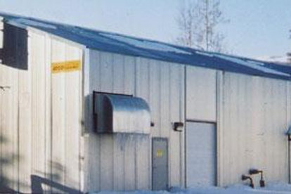 Garage fold away 24'x60'