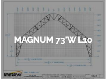 Dôme Britespan MAGNUM 73' WL10