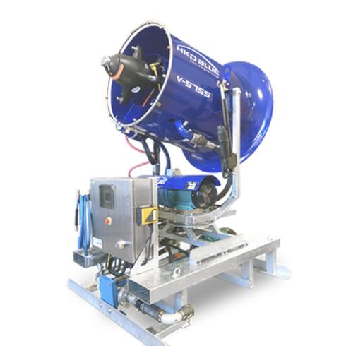Canon à eau (abât-poussières / évaporateur) V-500 S
