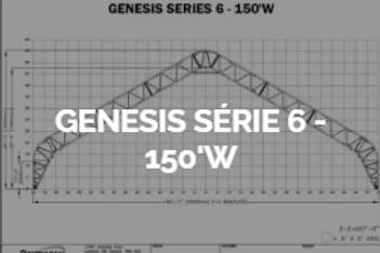 Dôme Britespan GENESE série 6-150' W