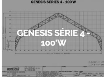 Dôme Britespan GENESE série 4-100' W