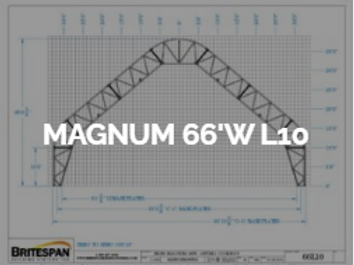 Dôme Britespan MAGNUM 66' WL10
