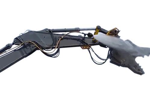 Canon à eau (abât-poussières / évaporateur) GEYSER