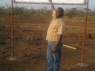 Acquisition d'une parcelle de 4 hectares à Kédougou