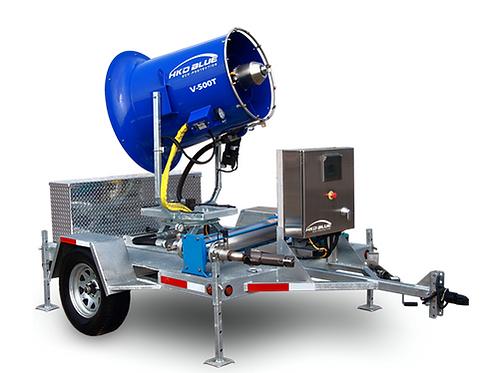 Canon à eau (abât-poussières / évaporateur) V-500 T
