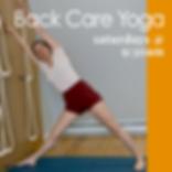 Back Care Yoga - Livestream
