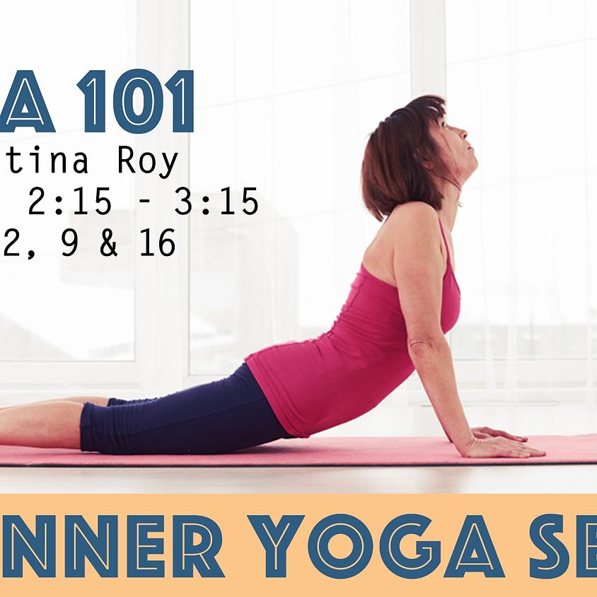 Beginner Yoga Series