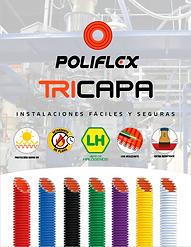 Catálogo Poliflex Tricapa 2021 Portada