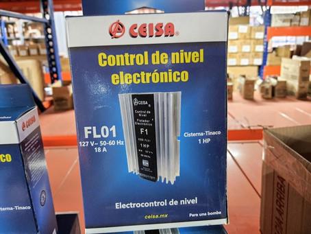 ¿Qué es un control de nivel electrónico o electronivel?