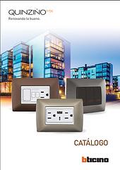 Catálogo Bticino Quinziño 2021 Poartada