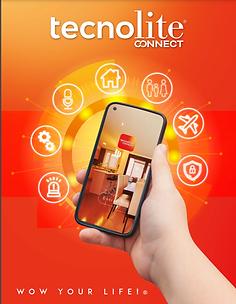 Catálogo Tecnolite Connect 2021 Portada