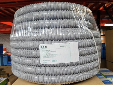 Los beneficios de usar tubos flexibles de PVC