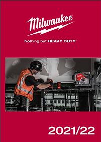 Milwakee Catálogo 2021 portada