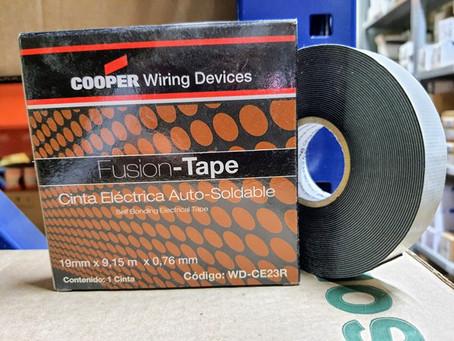 ¿Qué es la cinta eléctrica auto-soldable ?