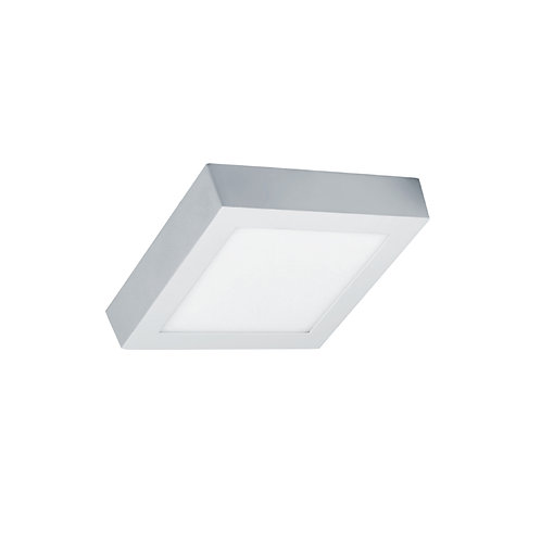 MINI PANEL LED CUADRADO 6W 6500K  BLANCO