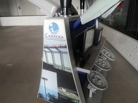 Experiencia en alumbrado público - Carrera Iluminación