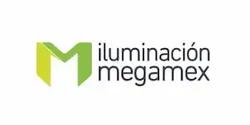 Logo iluminación megamex