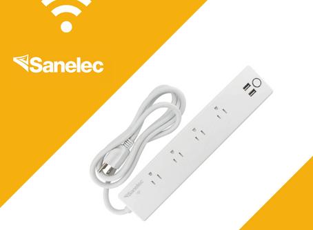 Multicontacto Inteligente 8620 Sanelec - Conectividad Wi-Fi