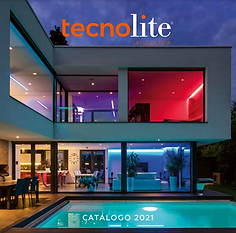 Catalogo tecnolite 2021 portada
