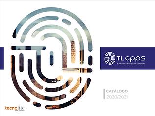 Catalogo Tecnolite app 2021 portada