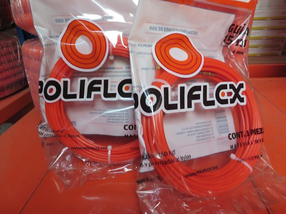 Guía de Nylon Poliflex