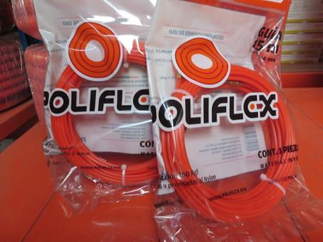 Guía POLIFLEX NYLON para proceso de cableado