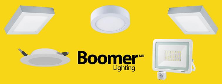 Productos de la semana - Boomer lighting