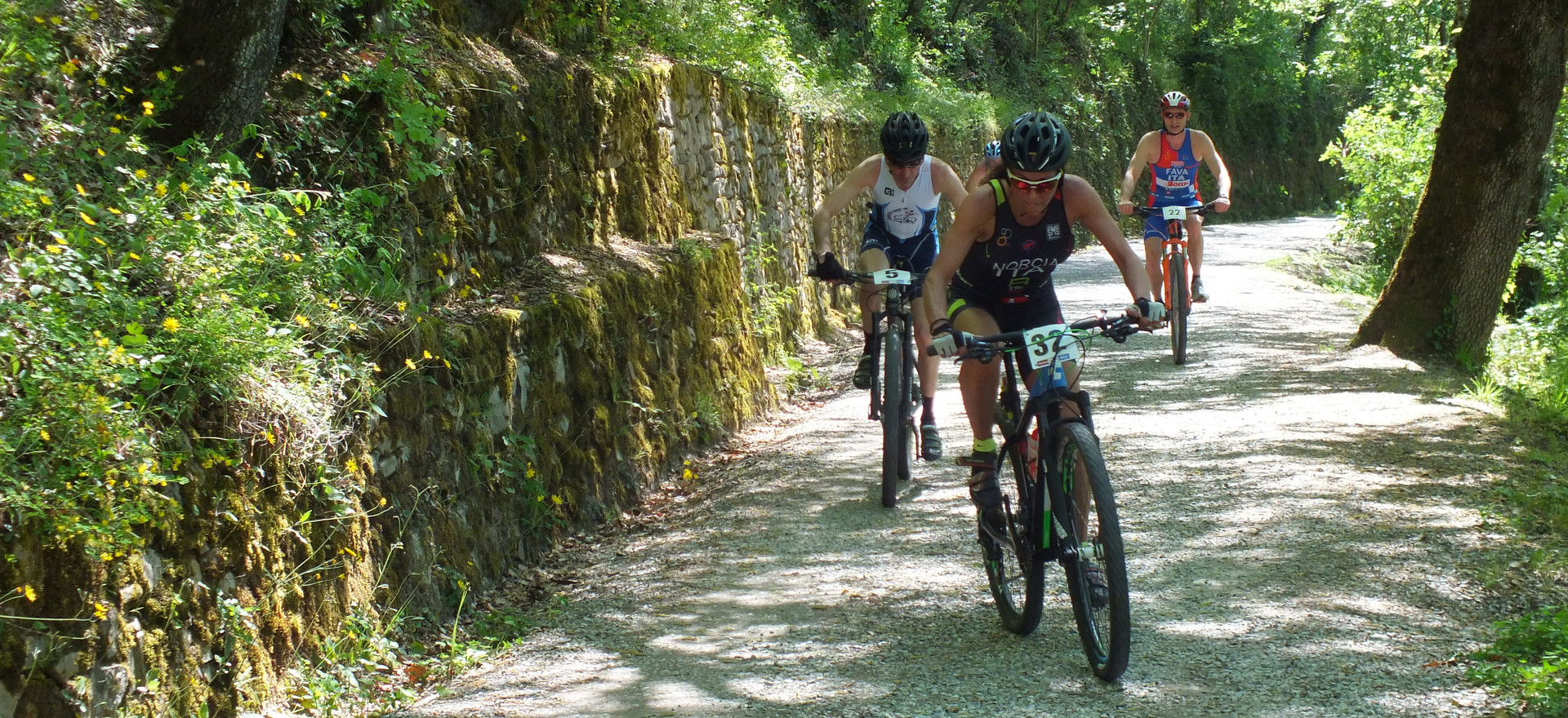 Sistemi di cronometraggio per Mountain Bike MTB