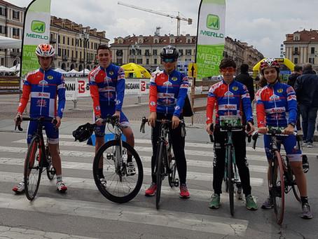 Campionati italiani giovanili individuali e a staffetta di duathlon – Cuneo 6/7 aprile