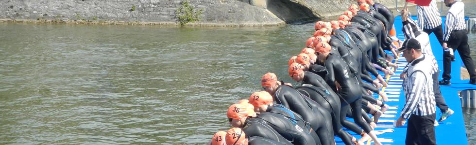 Sistemi di cronometraggio per Triathlon