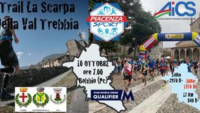 Trail La Scarpa 10 Ottobre