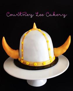 Vikings Cake