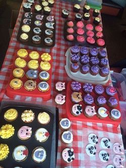 Facebook - SPCA cupcake day is tomorrow!!! Let me know if u want cupcakes!!!