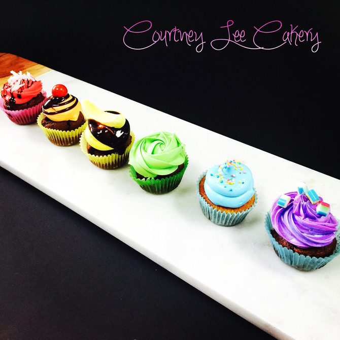 Check out my Cupcake and Cake Flavours page to give you some Inspiration
