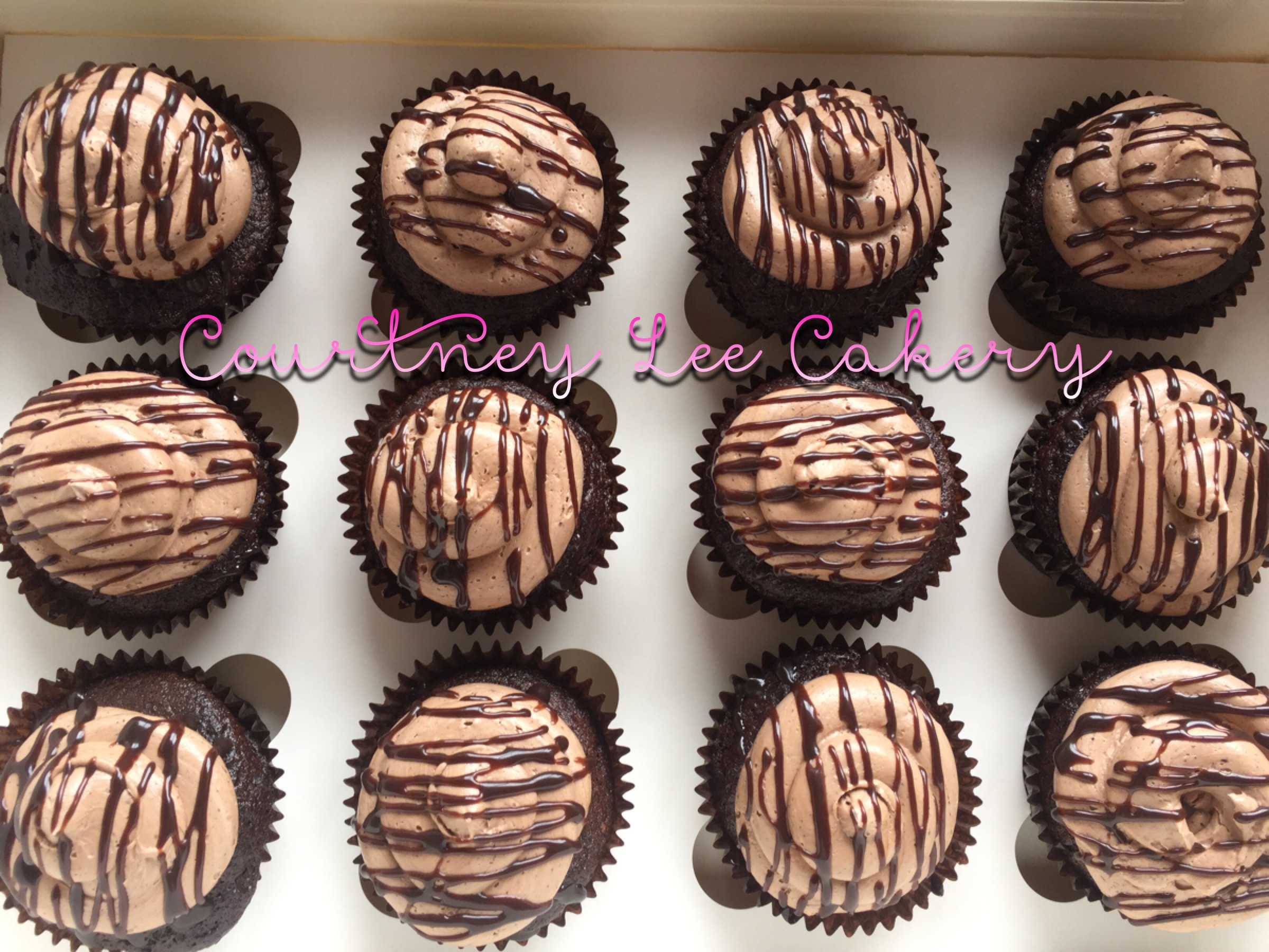 Double Double Chocolate Cupcakes