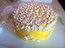 Birthday cake for Valerie