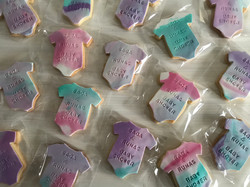 Babyshower Cookies