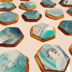 Farewell Cookies