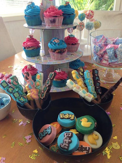 BabyShower Chocolates