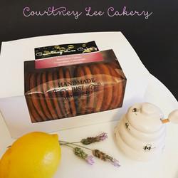 New Lavender Lemon Cookies