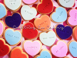 Conversation Hearts for Valentines