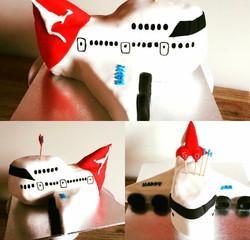 Qantas Boeing 474