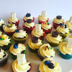 Lollies Mini Cupcakes