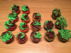Facebook - Last lot of cupcakes done for tomorrow