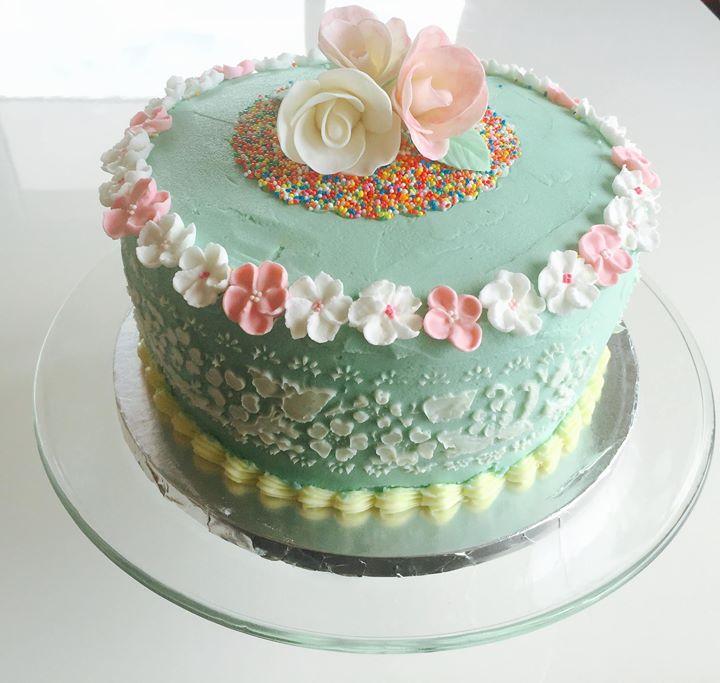 My own Birthday Cake