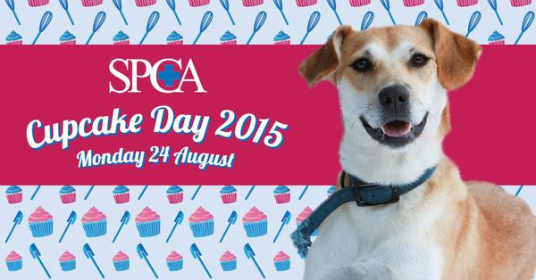 "SPCA Cupcake Day ""Fight Against Animal Cruelty"""