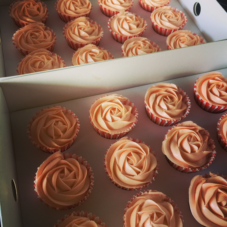Glenfield Community Centre Cupcakes