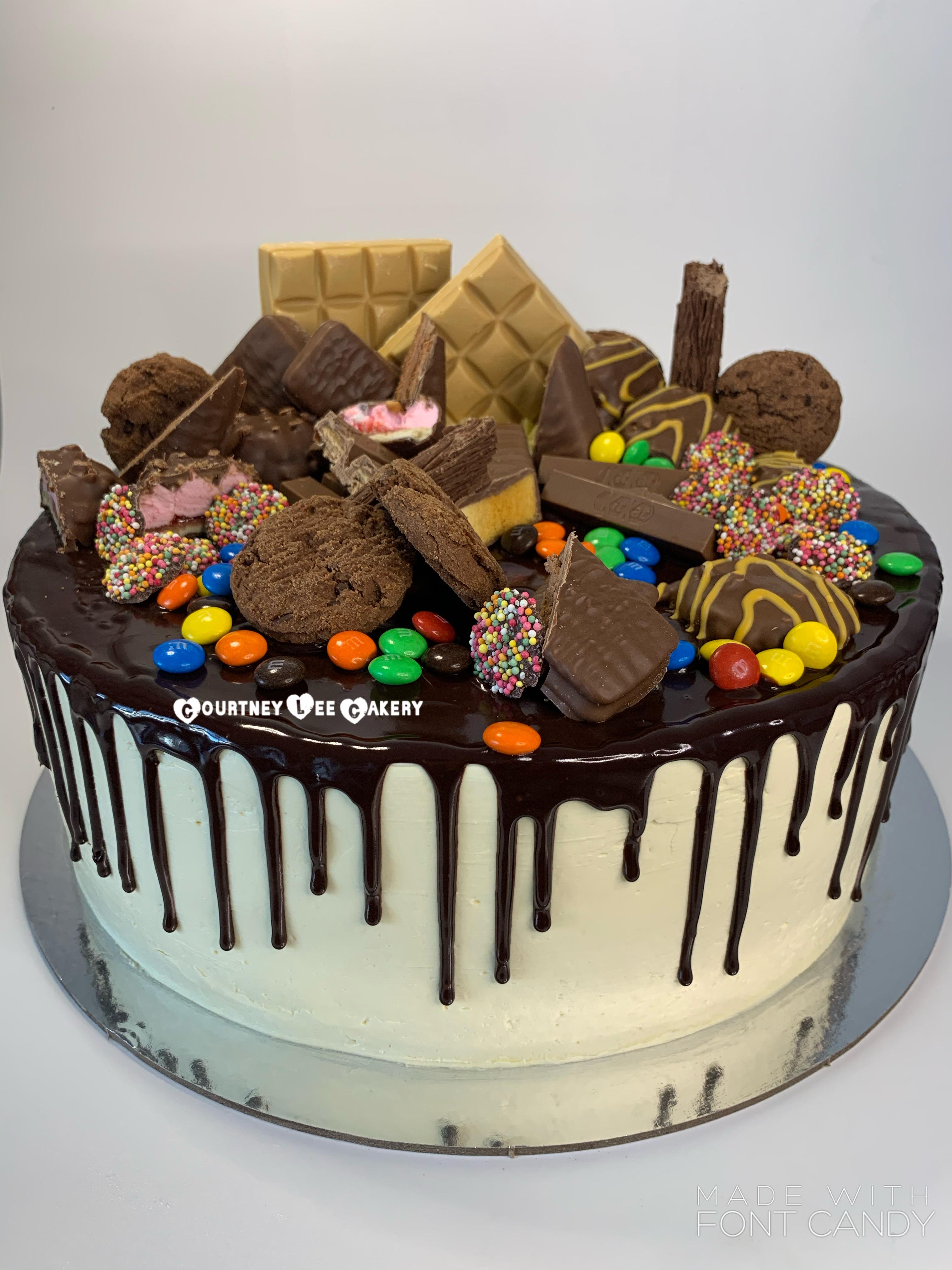 Overload Cake