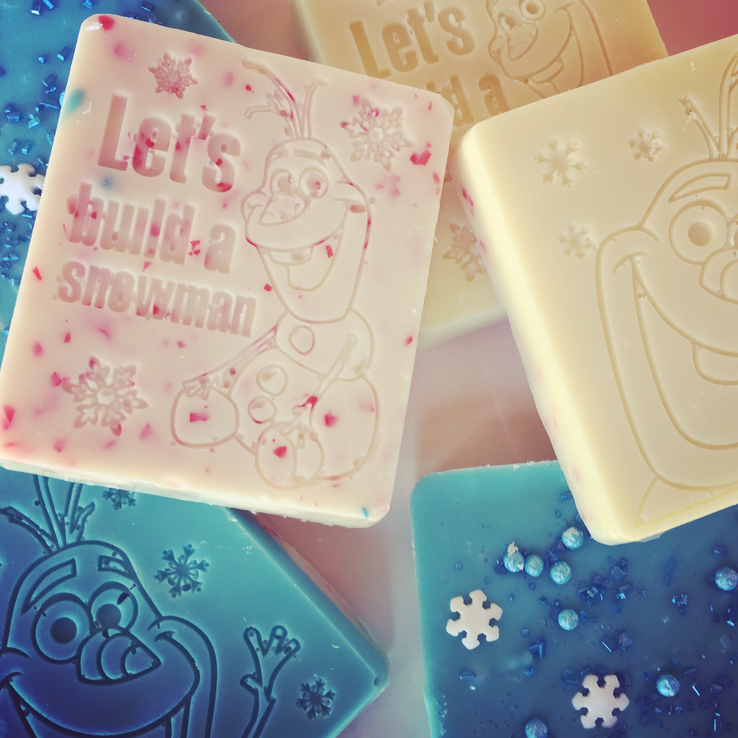 Frozen Chocolates